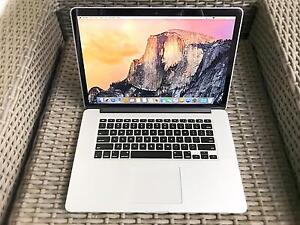 "Mid 2015 MacBook Pro 15"" 2.8GHz i7 16GB 1TB with APPLECARE Sydney City Inner Sydney Preview"