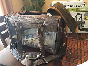 Never used Sherpa Pet Carrier