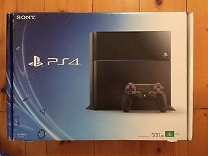 PS4 Console (500GB) + The Last Of Us + 3 Other Games Prospect Prospect Area Preview