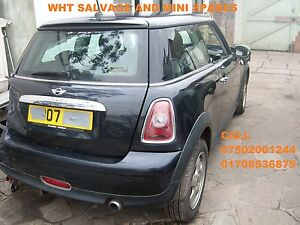BMW MINI COOPER R56 BREAKING SPARES