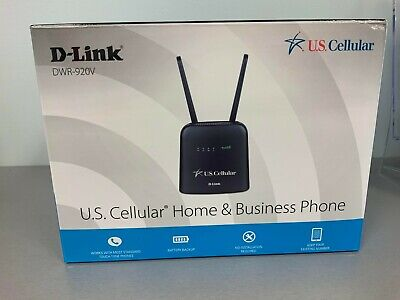 D link home & business phone DWR-920V Home phone (US CELLULAR ONLY)