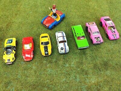 Corgi - Dinky  - Politoy - Matchbox - funny  Beetlle Cox Pack/lot de 8 voitures