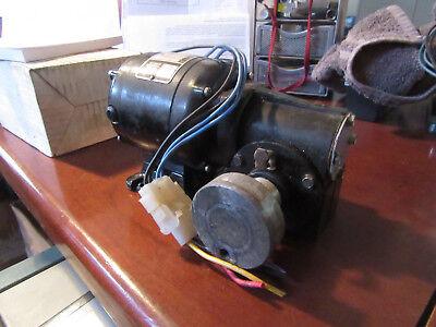 M32 Bodine Gear Motor Nsh-12rh Electric 115v. 150hp.