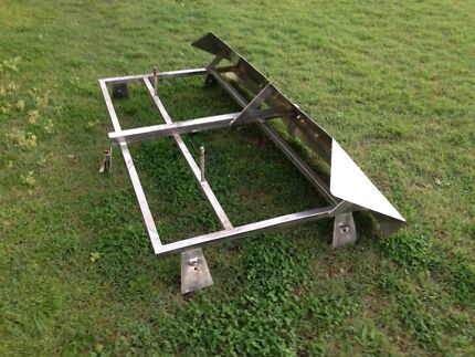 Stainless Steel Spare Wheel Rack Woodburn Richmond Valley Preview