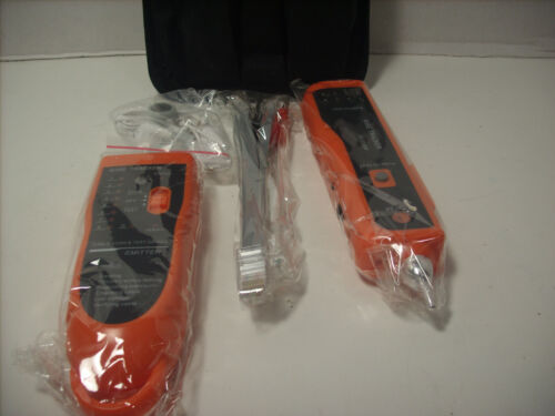 RJ45 RJ11 XQ-350 Cable Network Wire Line Tracker Tester