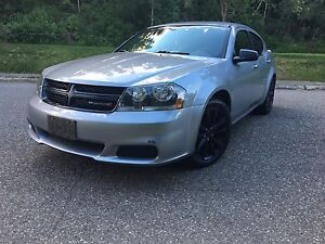 Dodge Avenger 2013 (Sport package)