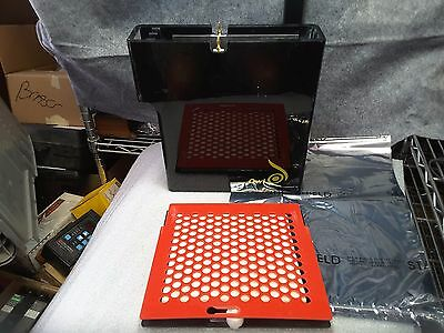 Owl Electrophoresis Black Large Laboratory Nice Condition Research 189