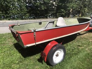 14 Aluminum Boat | ⛵ Boats & Watercrafts for Sale in