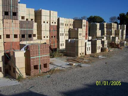 HOUSE BRICKS - NEW - DELIVERED - VERY CHEAP