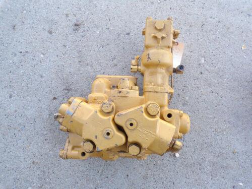 Caterpillar 637D 637 D Tractor Hydraulic Steering Valve Body 4J1602 4J5278