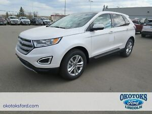 2018 Ford Edge SEL 2.0l Ecoboost, Canadian Touring Package, F...