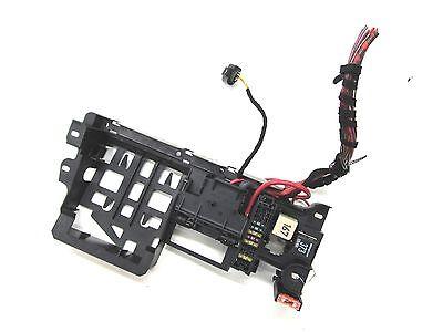 2004-2006 audi a8 l quattro d3 oem rear trunk junction terminal relay fuse  box