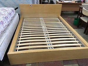 BEAUTIFUL QUEEN BED FRAME FOR YOUR BEDROOM Bentley Canning Area Preview