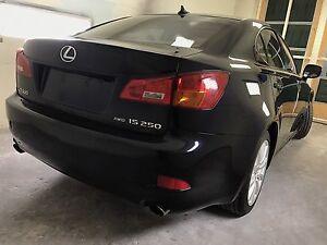 2008 Lexus IS 250 AWD low km