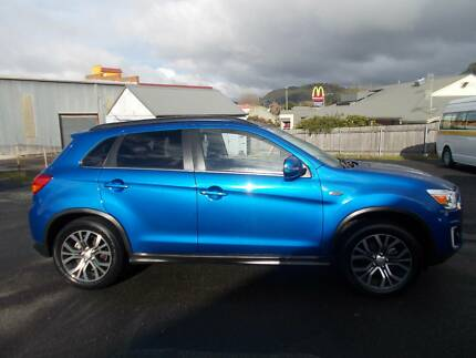 2015 Mitsubishi ASX Wagon Burnie Burnie Area Preview