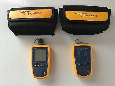 Fluke Networks Ftk1000 Simplifiber Multimode Fiber Verification Kit