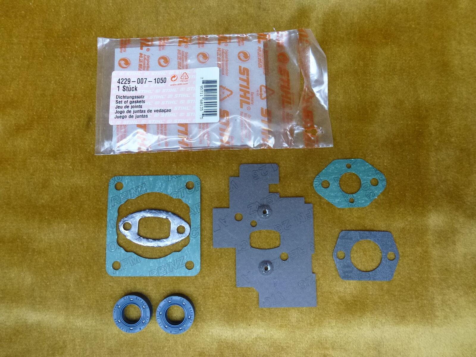 NEU Original Stihl FS 38 45 46 55 FC 55 Stoppschalter Schalter 4229 430 0203