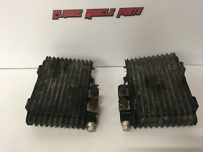 04 05 06 Mazda RX8 RX 8 Engine Oil Coolers , used for sale  Shipping to Canada