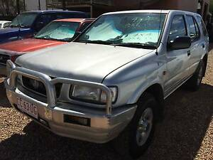 1999 Holden Frontera Wagon Alice Springs Alice Springs Area Preview