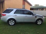 2012 Ford Territory SZ TX RWD 6 CYL Shepparton Shepparton City Preview