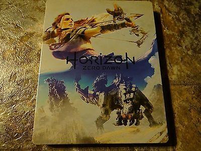 Horizon Zero Dawn Collector's Edition PS4 Steelbook Case only