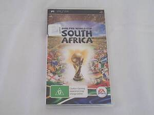 PSP Game: 2010 Fifa World Cup South Africa Worongary Gold Coast City Preview