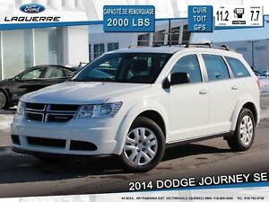 2014 Dodge Journey SE**BLUETOOTH*CRUISE*A/C*GR. ÉLETRIQUE**
