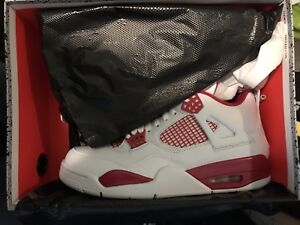"Nike Air Jordan 4 Retro ""alternates """