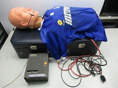 Armstrong Medical Ambu Simulator Ii Cpr Training Manikin W Cpr Recorder 178-00