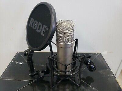 datant Neumann microphones