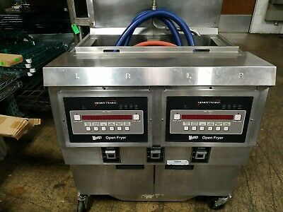 Henny Penny Ofg 322 Double Well Gas Open Fryer