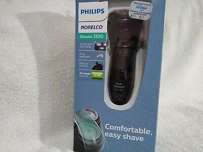 Philips Norelco Shaver 3100 Brand New In Box