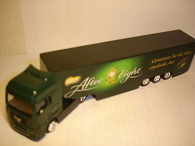 NESTLE AFTER EIGHT   TRUCK 1/87 H0