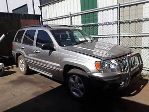 2002 Jeep Grand Cherokee OVERLAND HIGH OUTPUT MOTOR Malaga Swan Area Preview