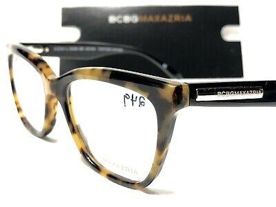 NEW BCBGMaxAzria Ariana Womens Tortoise Rx Designer Eyeglasses Frames (New Design Glasses Frames)