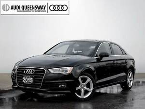 2015 Audi A3 2.0T Komfort No Accidents New Brakes New Tires