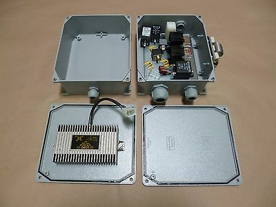 Terex Lift 51-19m Complete Fuse Boxes Resistances And Transformer 07.0703.0277