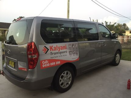 8 seater and 12 seater for Hire Macquarie Fields Campbelltown Area Preview