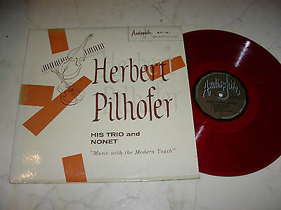 HERBERT PILHOFER His Trio and Nonet US AUDIO Label