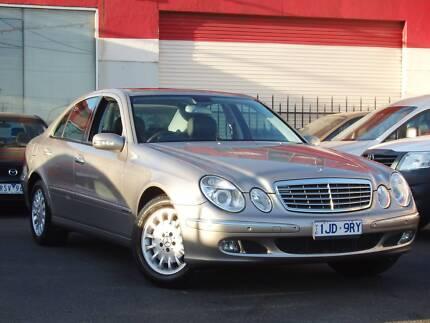 2006 Mercedes-Benz E280 Sedan *** $15,990 DRIVE AWAY *** Footscray Maribyrnong Area Preview
