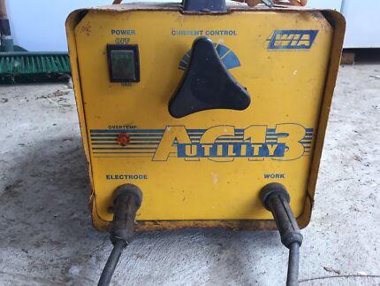 130A stick welder