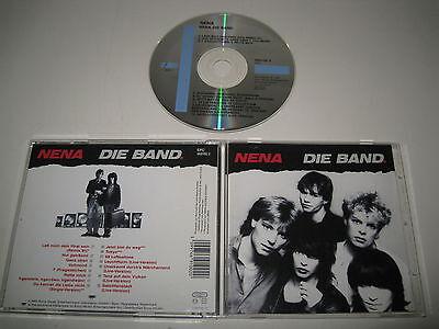 NENA/DIE BAND(EPIC/46910 2)CD ALBUM