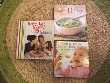 Annabel karmel baby pure books feeding gumtree australia near new annabel karmeljulie maree wood cookbooks rrp95 forumfinder Image collections