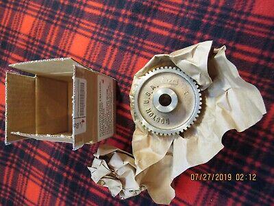 New Boston Gear Bronze Worm Gear 50 Teeth Db1403a Diametral Pitch 12