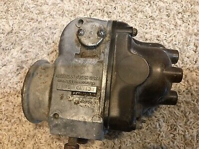 Vintage American Bosch 6 Cyl Magneto Mrd 6a113