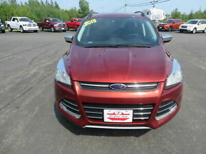 2015 Ford Escape 2015 Ford Escape - 4WD 4dr SE