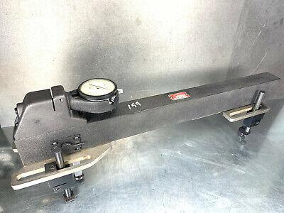 Starrett 1100-18 Diameter Gage Inside Outside W Indicator Adjustable 12 - 18