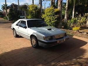 1984 Ford Mustang Hatchback Victoria Point Redland Area Preview