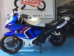 2010 Suzuki GSX650F Parramatta Park Cairns City Preview