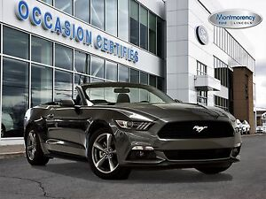 2016 Ford Mustang V6 CAMÉRA+CUIR 2 TONS